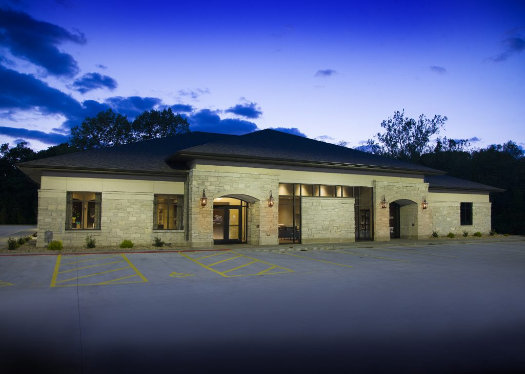 MidAmerica Plastic Surgery Office exterior