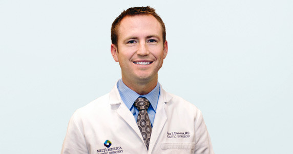 Board Certified Plastic Surgeon Ryan Diederich