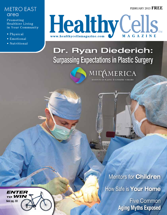 Dr. Ryan Diederich - Healthy Cells Magazine
