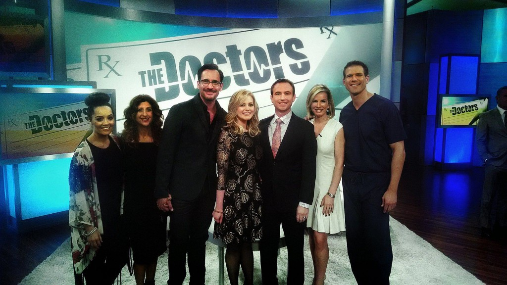 "Dr. Ryan Diederich on ""The Doctors"""